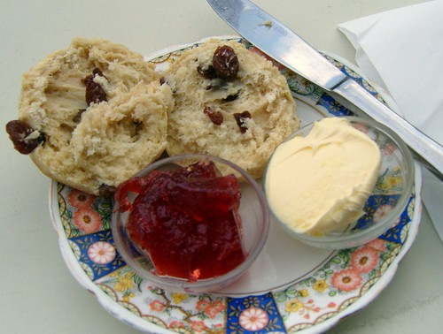 Royal Teas Scone