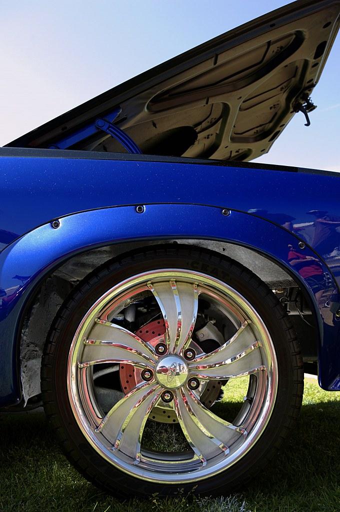 Mag Wheel Detail