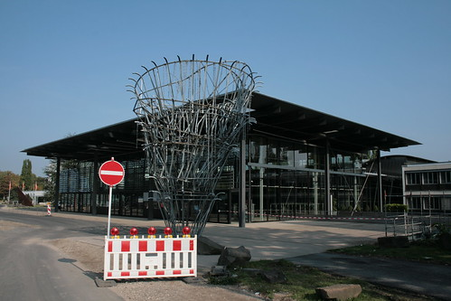 Ehemaliger Plenarsaal des Bundestags