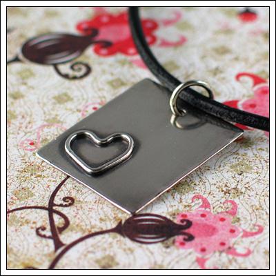 Heart pendant I