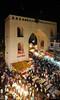 Belated Eid Mubarak (pangalactic gargleblaster and the heart of gold) Tags: nightphotography panorama panoramic handheld oldcity charminar