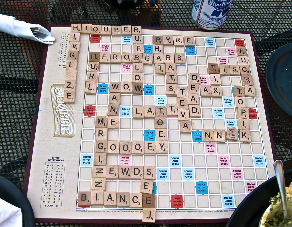 Breakfast Scrabble, Biance, HIV Glaze