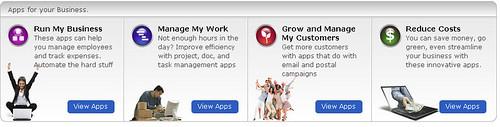 Intuit QuickBooks 2010 app tool