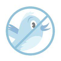 Twitter blocked account