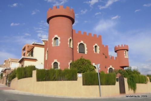 Castillos pareados