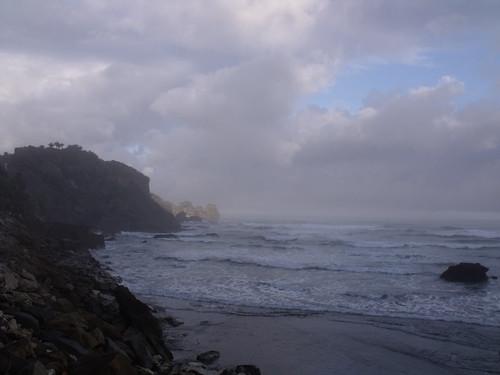 Nueva Zelanda (costa oeste)
