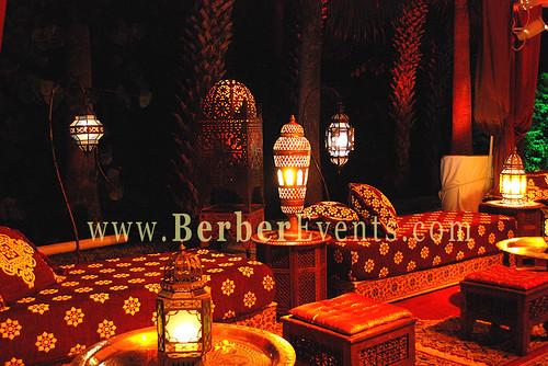 Moroccan Theme Wedding Tent, Vero Beach Florida