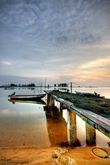 Morning at Sri Tujuh II (buyie - think and shoot !) Tags: