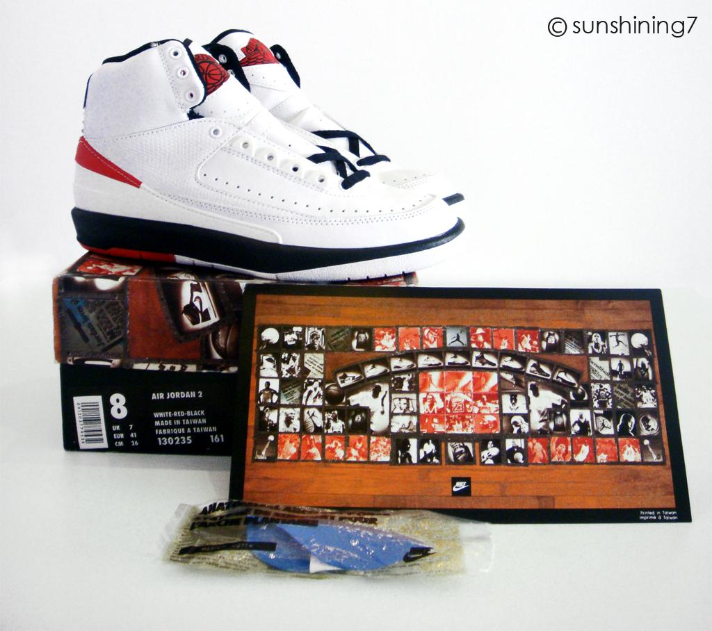 promo code e006b cb73b Nike Air Jordan II 1986 - Retro 94   IMG  ...