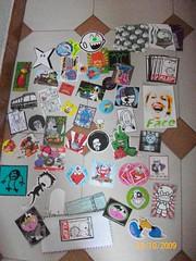 superpac de klep (bipo valencia) Tags: street art spain sticker stickers pack trade klep dirz klepattacks klepattackscom