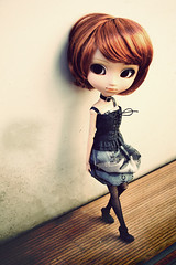 Enya formerly known as Peter Pan ^^ (Suemomo) Tags: october doll peterpan redhead groove pullip 2009