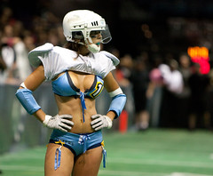 San Diego Seduction player chills between plays (San Diego Shooter) Tags: girls wallpaper portrait girl football sandiego lingerie desktopwallpaper lfl girlsplayingfootball lingeriefootballleague lingeriefootball sandiegoseduction dallasdesire girlsplayingfootballinlingerie sandiegodesktopwallpaper