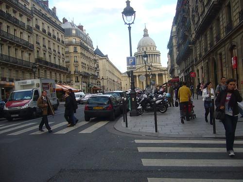 Paris - Rue Soufflot