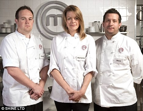 Professional MasterChef 2009 Finalists