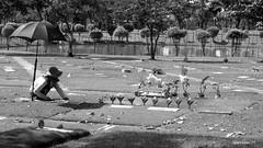 Undas (Aileen) Tags: blackandwhite bw cemetery canon garden dayofthedead memorial asia philippines powershot loyola restingplace gardener undas pilipinas allsaintsday smorgasbord paranaque allsoulsday g10 pinoykodakero teampilipinas larawangpinoy
