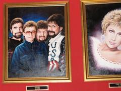 Group Alabama ~Tammy Wynette (King Kong 911) Tags: music rock musicians museum artist guitar famous bricks country group alabama piano blues gospel wynette tuscumbia entertainers jeffcook alabamans teddygentry randyowens ~tammy markherndon
