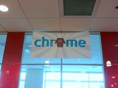 Google Kirkland - Chrome Domokun (Chris Pirillo) Tags: seattle google chrome kirkland offices