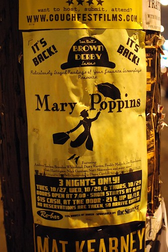 Brown Derby's Mary Poppins