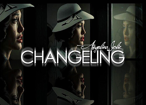 Angie Jolie - Changeling by Raul.bs