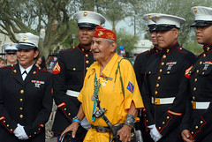 BROTHERS & SISTERS (ONE/MILLION) Tags: new old arizona people history phoenix proud america photo google search interesting flickr respect image photos military duty young honor pride tags images parade nativeamerican hero marines uniforms wars navajo crowds find interest veterans codetalkers veteransdayparade onemillion williestark veteransday2009phx carlhaydenvamedicalcenter wwwmyhealthvagov joekellwood