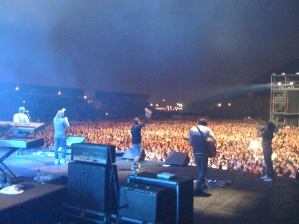 concierto de united en Peru