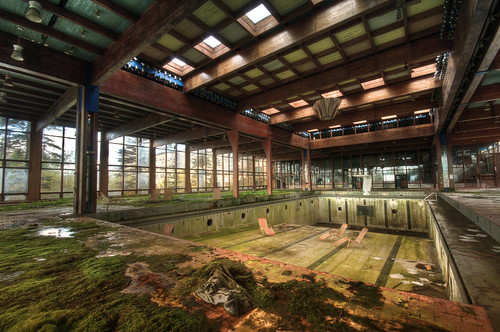 Grossinger S Abandoned Resort Ny A Photo On Flickriver