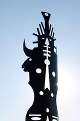 Tauroclet (jangulo) Tags: from sculpture white abstract art inca view arte florida you photos aztec miami steel or escultura everyone dex moderna modernsculpture hierro artex redx steelsculpture newx artx yellowx blackx greenx esculturamoderna classicx esculturadehierro abstractx modernx esculturax aztecx incax steelx acerox modernox