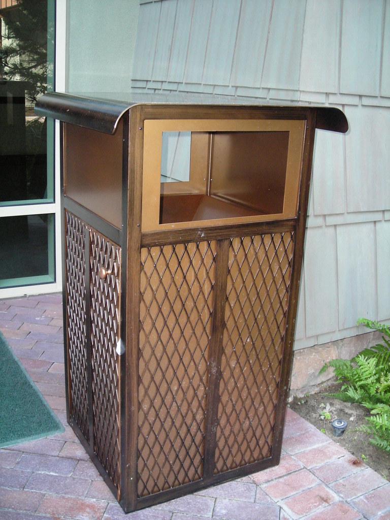 Disney's Grand Californian Hotel Trash Can