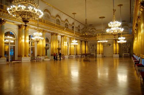 The Armorial Hall, Hermitage Museum / Гербовый зал, Государственный Эрмитаж