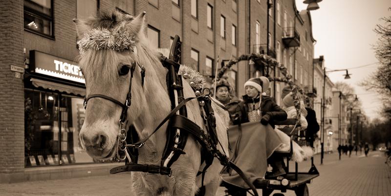 Christmas in Karlstad