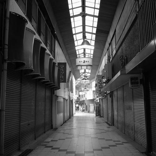 桜井市の商店街-27