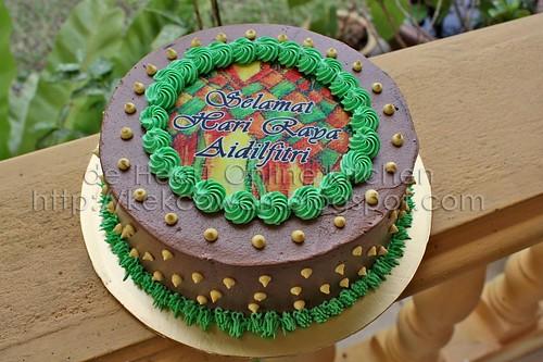 Aidilfitri Cake III