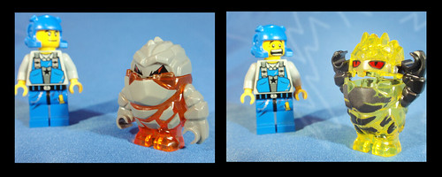 lego rockmonster supersaiyan powerminers crappyphotoshoppingiscrappy