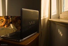 VAIO Reflection (Ezee777) Tags: reflection vaio