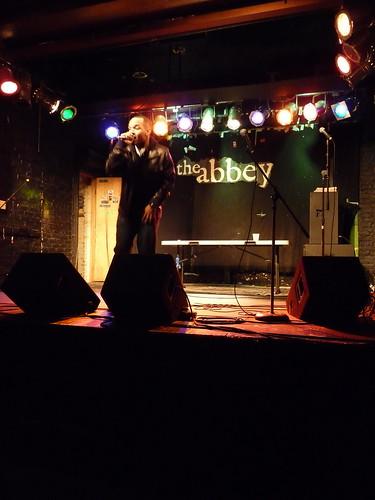 abbey pub, december 09