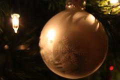 Snowflake (anneh632) Tags: snowflake light tree glitter ornament