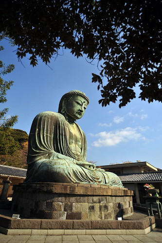 Tokyo 2009 - 鎌倉 - 高徳院(2)