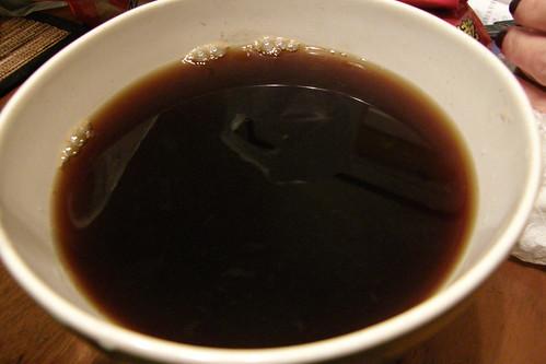 28.準備一碗咖啡當沾料