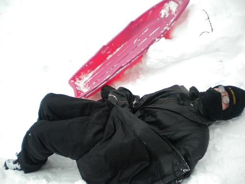 Matt Collapses