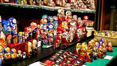 Matrioshka Dolls in Sapporo