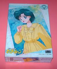 SAILOR MOON Mercury Puzzle (Cruioso) Tags: anime japanese cartoon puzzle kawaii animation 1990s sailormoon 90s jigsawpuzzle amyanderson sailorscouts magicalgirl senshi sailormercury amimizuno  prettysoldier