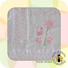(Retalho de Algodo) Tags: cores beb toalha patchwork desenhos cozinha presentes