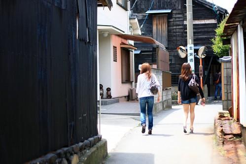 常滑やきもの散歩道-Tokoname