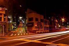 Yokohama night trails (Arutemu) Tags: street city travel urban panorama japan night canon asian japanese asia cityscape view nightscape scenic scene nighttime 日本 yokohama scenes japonesa japon 横浜 japones japonais 街 神奈川 町 神奈川県 japonaise よこはま япония 都市景観 йокогама 藤棚町