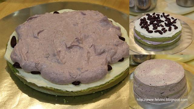green tea cake 4