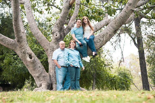 heritage park fullerton family portrait
