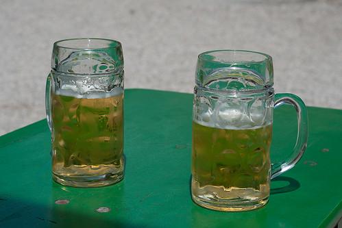 Der Radler: Das Traditionsgetränk in der Kugler-Alm