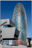 Torre Agbar II   Barcelona (Flemming J. Gade) Tags: architecture barcelona torreagbar jeannouvel explore382