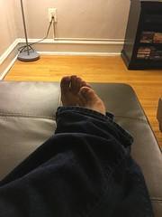 IMG_4729 (_bagent1) Tags: myfeet boyfeet chubbyfeet barefeet bearfeet thickfeet chubbytoes chubby chubbysoles soles slides sandals tops toes