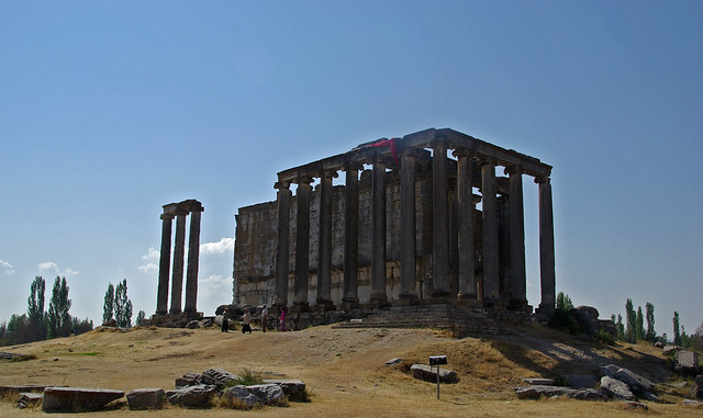 Temple of Zeus at Aizanoi